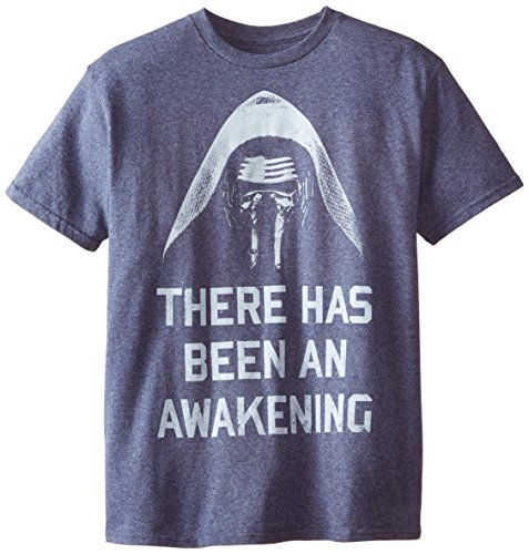 star-wars-big-boys-darth-vader-t-shirt-denim-heather-large-14-16