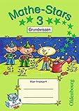 Mathe-Stars - Grundwissen: 3. Schuljahr - Übungsheft: Mit Lösungen