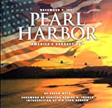 Front cover for the book Pearl Harbor: America's Darkest Day by Susan Wels