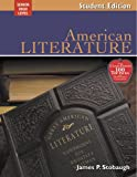 American Literature Student, James Stobaugh, 0805459006