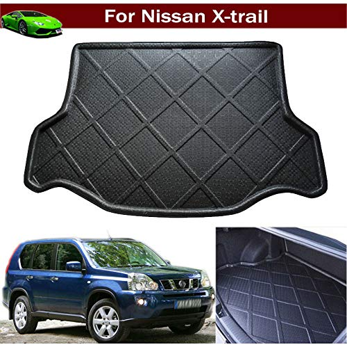 2007 Nissan X-trail Cargo - for Nissan X-Trail 2007 2008 2009 2010 2011 2012 2013 Car Boot Pad Cargo Mat Trunk Liner Tray Floor Mat