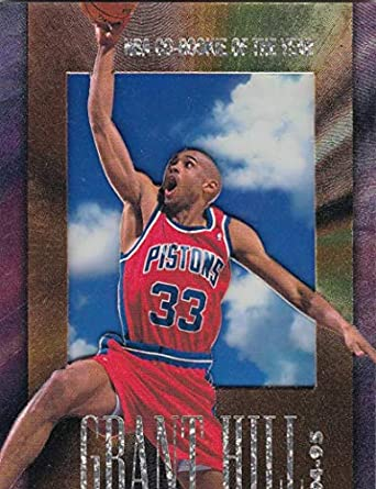 1994 95 Hoops Co Rookie Of The Year Grant Hill Nm Near Mint At