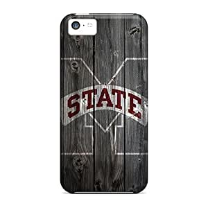 Hot New Miss State Wallpaper Case Cover For Iphone 5c With Perfect Design hjbrhga1544