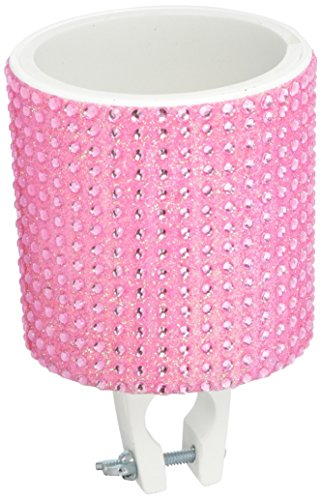 Cruiser Candy Bling Pink Bicycle Drink Holder ()