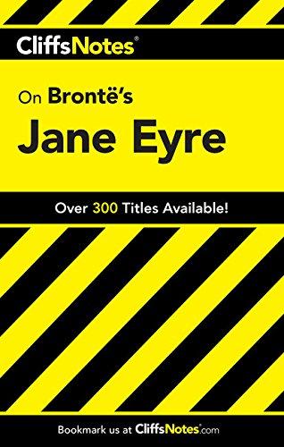 - Cliffs Notes On Bronte's Jane Eyre