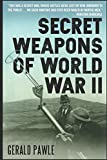 img - for Secret Weapons of World War II book / textbook / text book