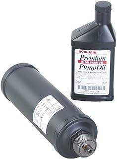 amazon com robinair 34988 premium refrigerant recovery recycling robinair 13172 maintenance kit