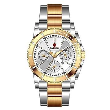 LFJXB Relojes de Mujer Reloj de Pulsera clásico Mujer Reloj ...