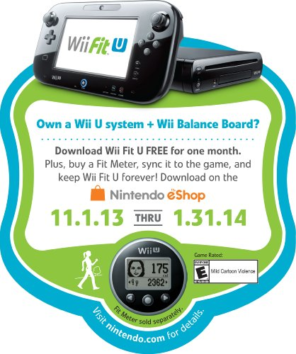 Balance Board Uae: Wii U Fit Meter - Buy Online In UAE.