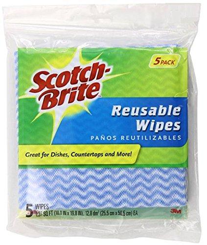 Scotch-Brite Kitchen Wipes - Brite Cloths Scotch