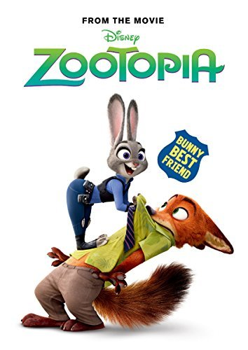 Japan Walt Disney Official Jigsaw Puzzle – Zootopia Judy Hopps and Nick Wilde 108 pcs Pieces Comedy Adventure Film Animation Studios Zootropolis Tenyo by Tenyo