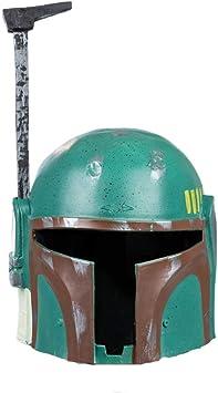 Movie Star Wars Mandalorian Mask Cosplay Costume Helmet PVC Mask Props Fancy UK
