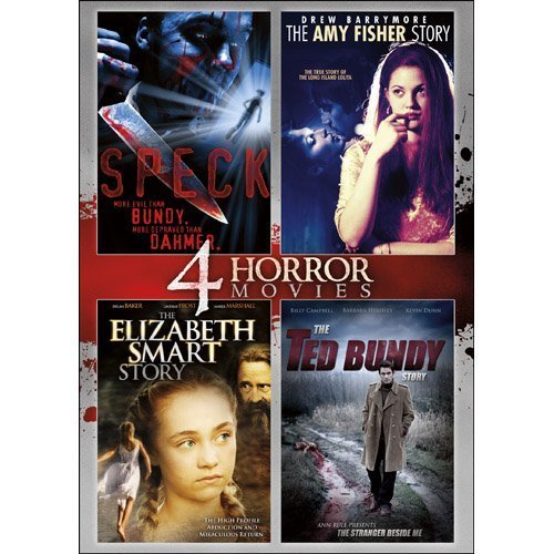 4-Movie Horror Pack: The Ted Bundy Story / The Elizabeth Smart Story / Speck / Long Island Lolita: The Amy Fisher Story by Echo Bridge Home Entertainment by