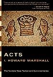Acts, I. Howard Marshall, 0830829849