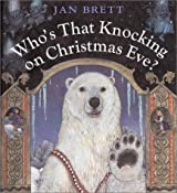 By Brett, Jan [ [ Who's That Knocking on Christmas Eve? ] ] Sep-2002[ Hardcover ]