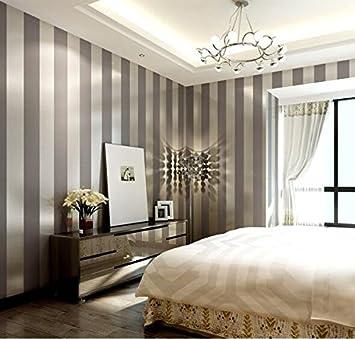 LXPAGTZ Simple moderne papier peint non-tissé chambre salon ...