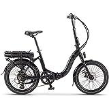 Wisper 806 SE Folding 36V Electric Bike