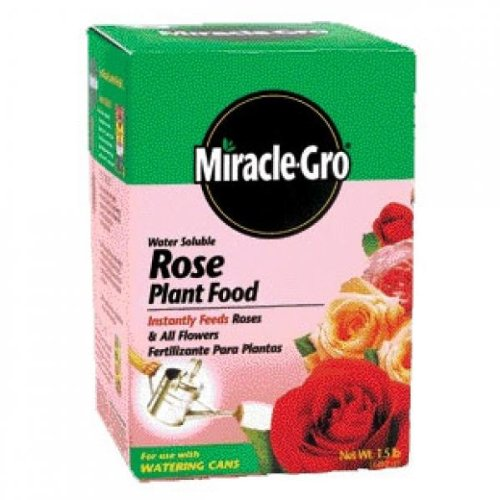 Gro Rose Miracle - Miracle-Gro Rose Plant Food