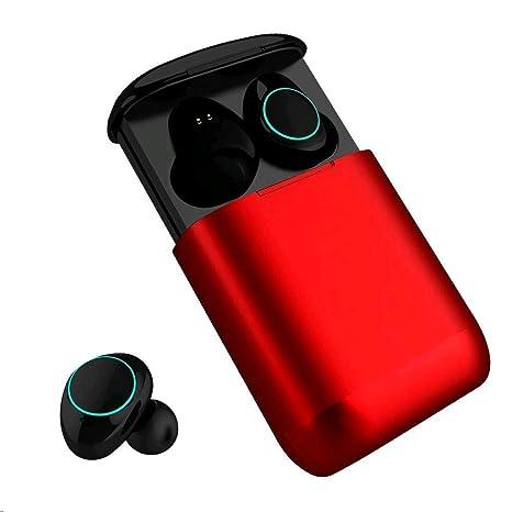 Auriculares Bluetooth Kingsky Auriculares Verdaderamente Inalámbricos Mini Auriculares In-Ear Auriculares sin cables con Control