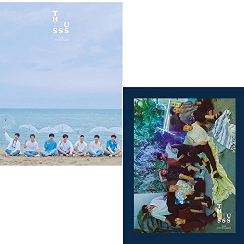 BTOB [THIS IS US] 11th Mini Album SEE/FEEL Random Ver CD+Poster+PhotoBook+PostCard+PhotoCard+BookMark+EventTicket+Tracking Number K-POP SEALED