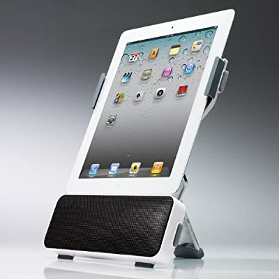 Portable iPad Speaker Docking Station by Brookstone