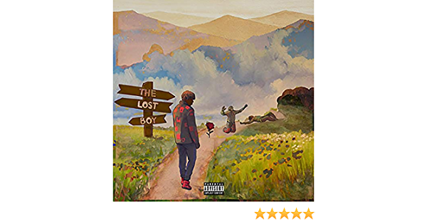 "YBN Cordae /""The Lost Boy/"" Art Music Album Poster HD Print 12/"" 16/"" 20/"" 24/"" Sizes"