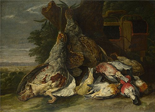 Pit Costume Tutorial (The Perfect Effect Canvas Of Oil Painting 'Jan Fyt Dead Birds In A Landscape ' ,size: 10 X 14 Inch / 25 X 35 Cm ,this Beautiful Art Decorative Canvas Prints Is Fit For Kitchen Decor And Home Artwork And Gifts)
