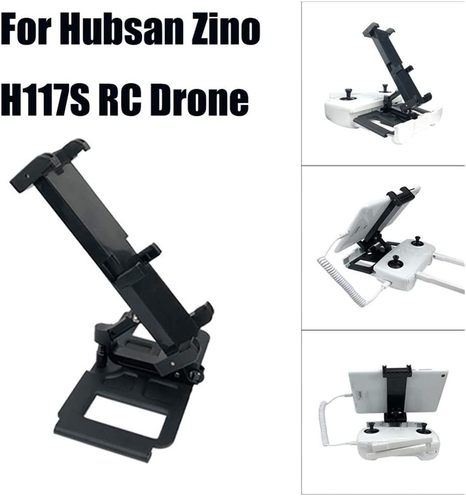 RC Mobile Tablet Large Monitor Screen Extension Bracket for Hubsan Zino H117S