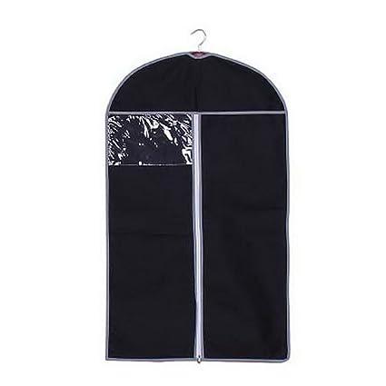 eaf57887ebfd Amazon.com  Urijk Non-Woven Garment Bag - Dust Bags Cover Moth Proof ...