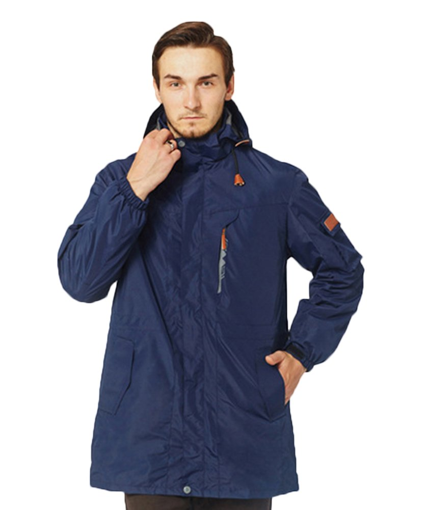 SK Studio Men's Waterproof Mountain Jacket Ski