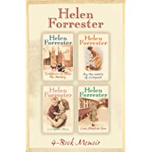 The Complete Helen Forrester 4-Book Memoir: Twopence to Cross the Mersey, Liverpool Miss, By the Waters of Liverpool, Lime Street at Two
