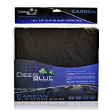 Deep Blue Professional ADB41002 Super Activated Carbon Media Pad, 18 by 10-Inch [2-Pack]