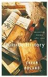 Outside History, Eavan Boland, 0393308227