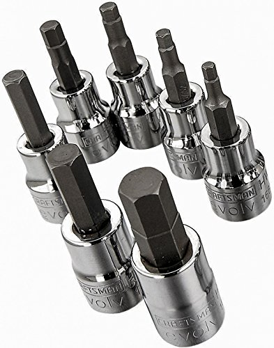 7 Piece Hex Wrench - 2