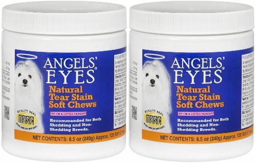 (Angels' Eyes Natural Soft Chew Chicken Flavor 240ct Dog (2 x)