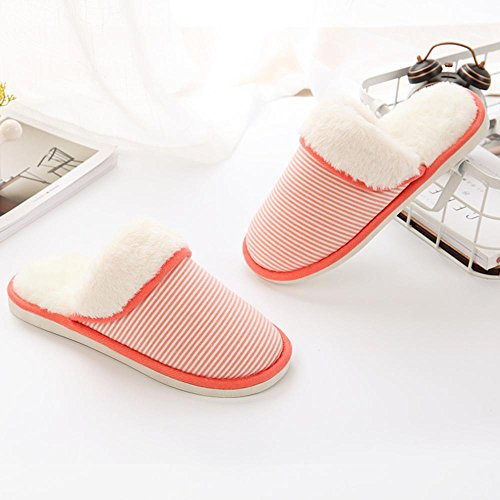pantoufles épais Longless fin pantoufles en Pantoufles à d'hiver antidérapantes chaude la hommes laine pantoufles A maison la intérieur femmes à des CFn07Cqf