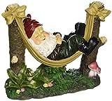 Koehler Home Decor Slumbering Gnome Garden Statue For Sale