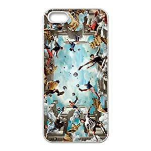 iPhone 5,5S Phone Case Lionel Messi Images Appearance