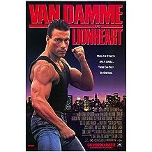 Lionheart POSTER Movie (27 x 40 Inches - 69cm x 102cm) (1990)