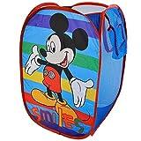 Mickey Mouse Smiles Pop Up Hamper Bedroom Decor