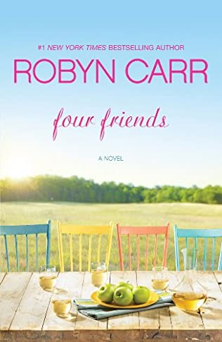 book cover of Four Friends