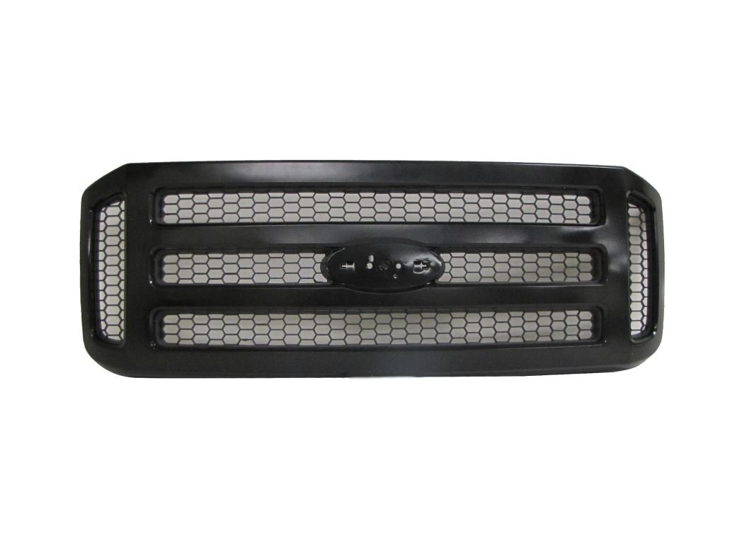 2005 2006 2007 Ford F250 F350 Super Duty Pickup Grille 2004 F 250 Black Grill Automotive