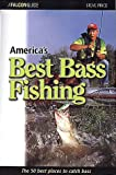 America's Best Bass Fishing, Steven D. Price, 1560447753