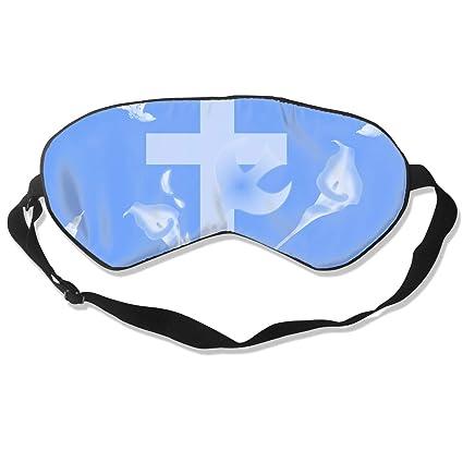 Amazon.com: The Dove of Peace Sleep Eyes Masks - Comfortable ...