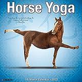 Horse Yoga 2022 Wall Calendar