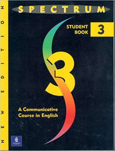 Read online Spectrum Level 3: A Communicative Course in English PDF