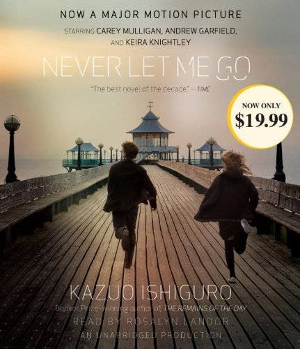 By Kazuo Ishiguro: Never Let Me Go [Audiobook]