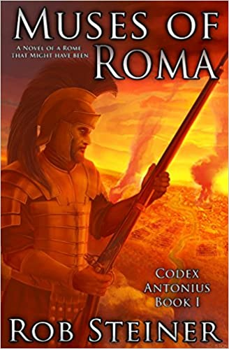 Read online Muses of Roma (Codex Antonius) (Volume 1) PDF, azw (Kindle), ePub