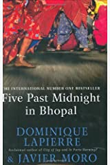 Five Past Midnight in Bhopal Hardcover
