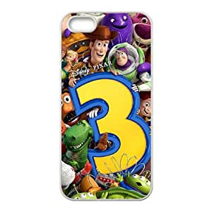 Toy Story 4 iPhone 4 4s Cell Phone Case White R2941507